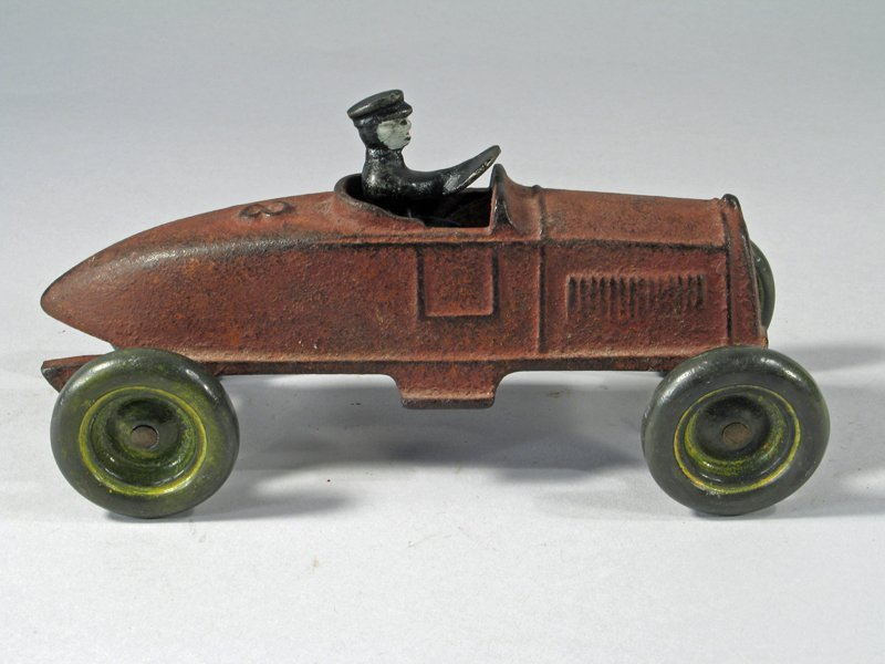 Kenton Cast Iron Racer - 2