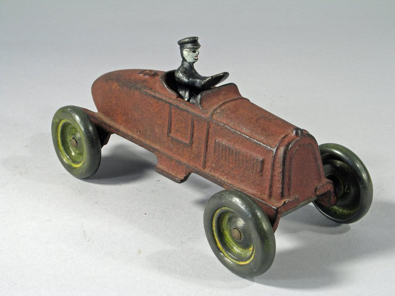 Kenton Cast Iron Racer - 3