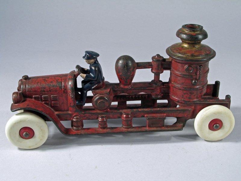 Kenton Cast Iron Pumper Truck