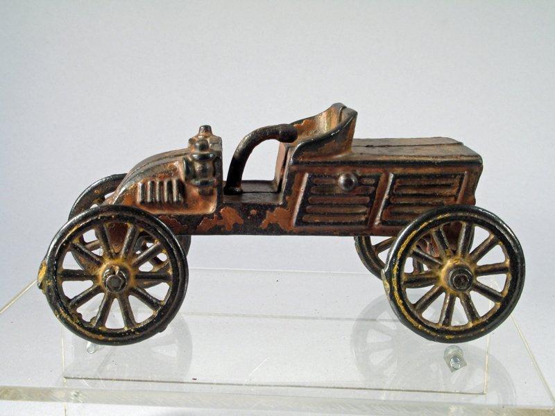 AC Williams Cast Iron Race Car, Early