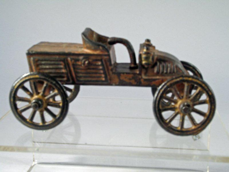 AC Williams Cast Iron Race Car, Early - 2