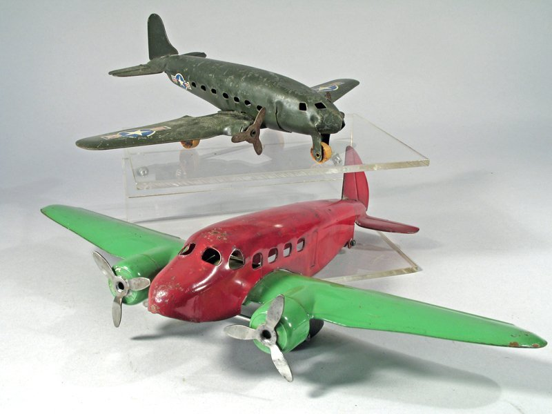 Wyandotte Airplane Lot