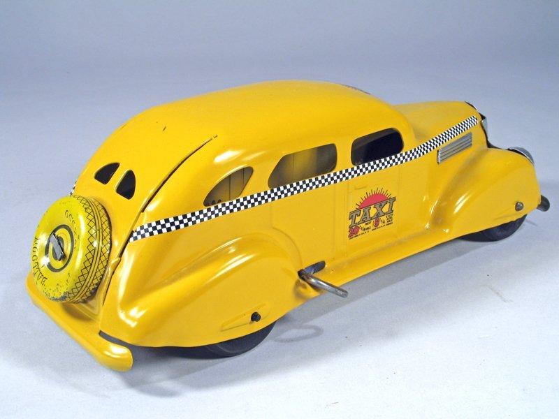 Wyandotte Yellow Cab Pressed Steel - 3