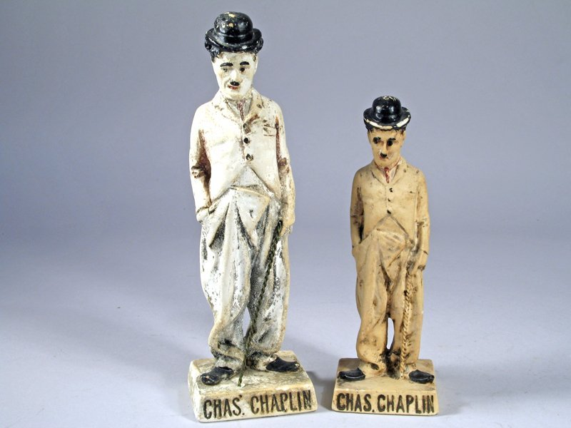 Charlie Chaplin Composition Figures 1915