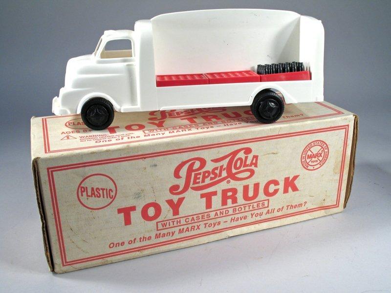 Marx Pepsi Truck In Box