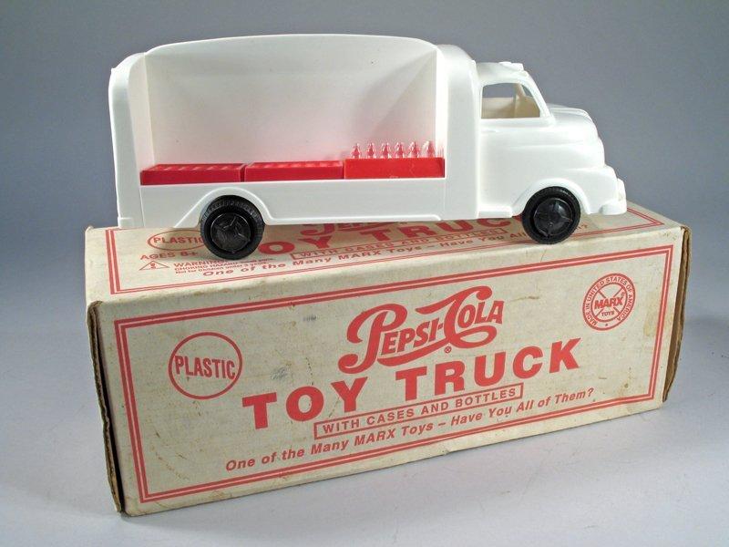 Marx Pepsi Truck In Box - 2