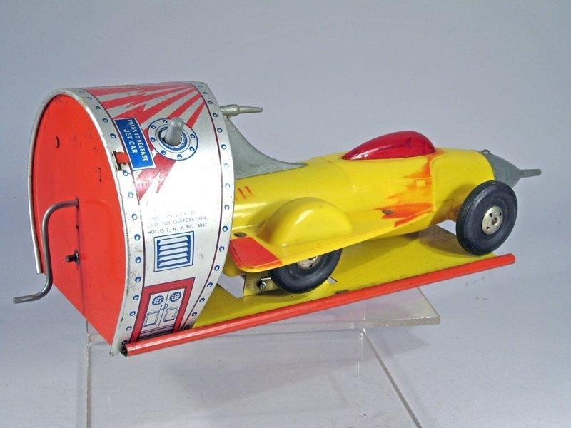 Ideal Space Jet Car Tin - 3
