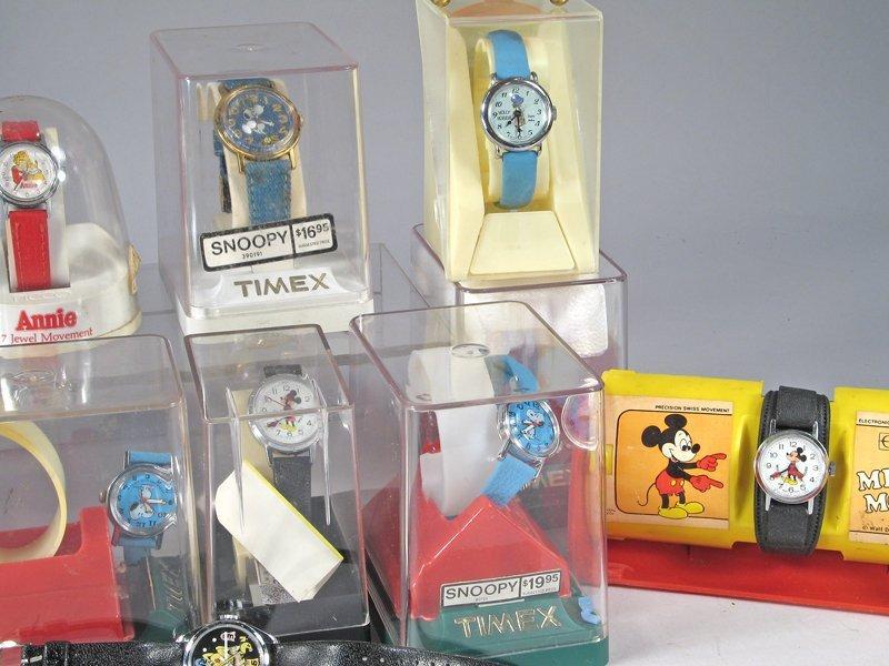 Walt Disney Cartoon Watch Lot NOS - 3