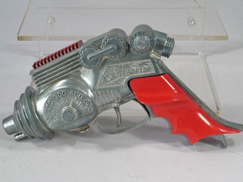 Hubley Atomic Disintegrator Gun