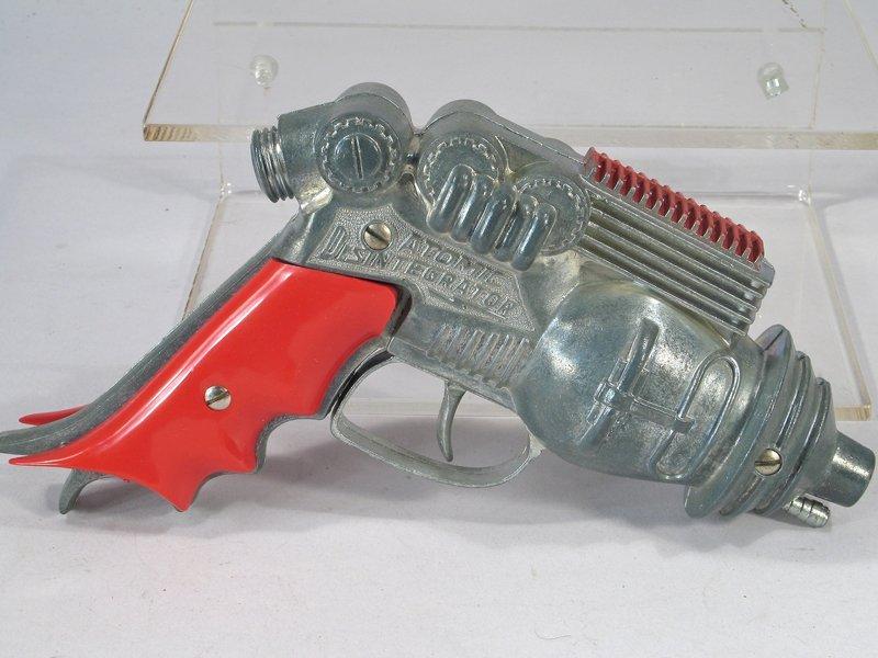 Hubley Atomic Disintegrator Gun - 2