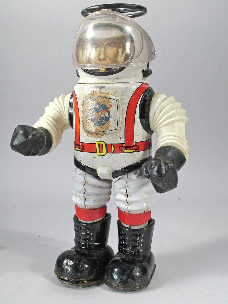 Marx Colonel Hap Hazard Robot NASA Astronuat
