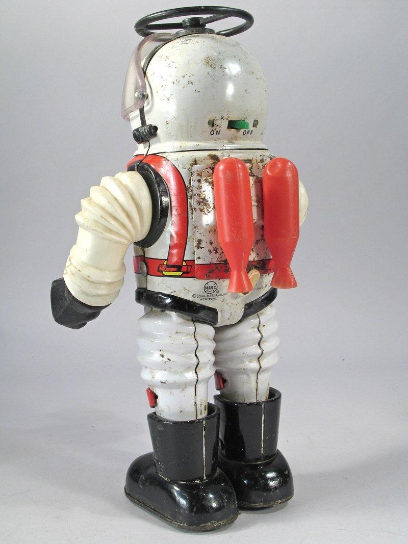 Marx Colonel Hap Hazard Robot NASA Astronuat - 2