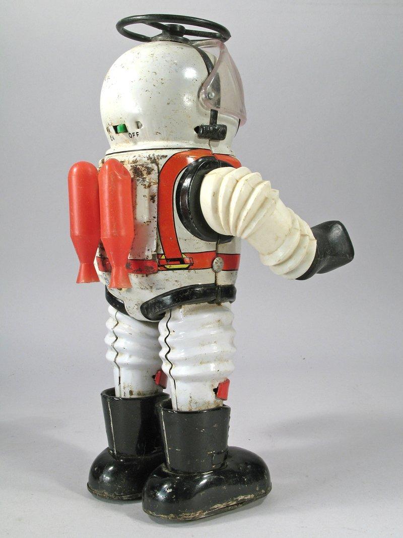 Marx Colonel Hap Hazard Robot NASA Astronuat - 3