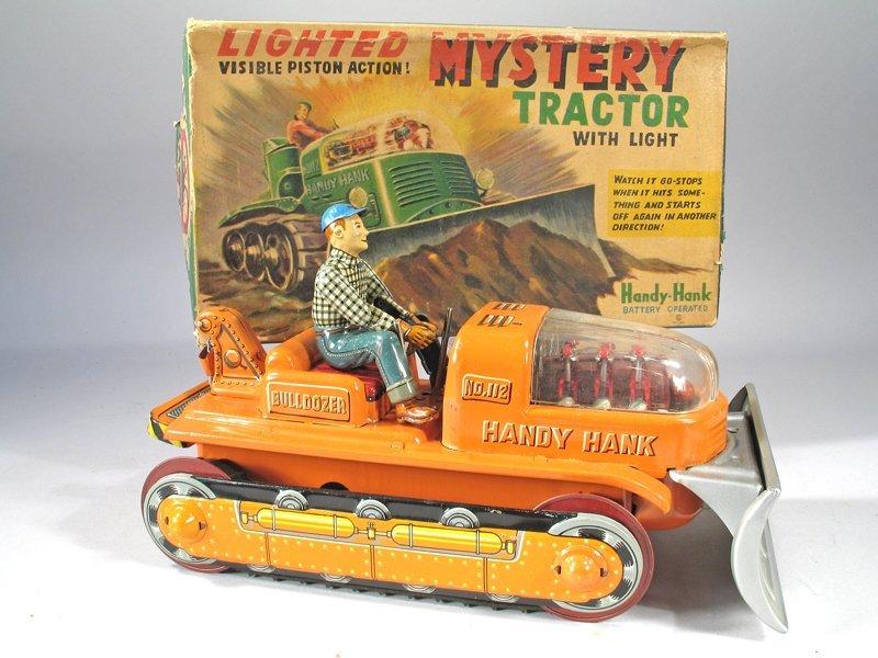 Nomura Handy Hank Visible Piston Tractor - 2