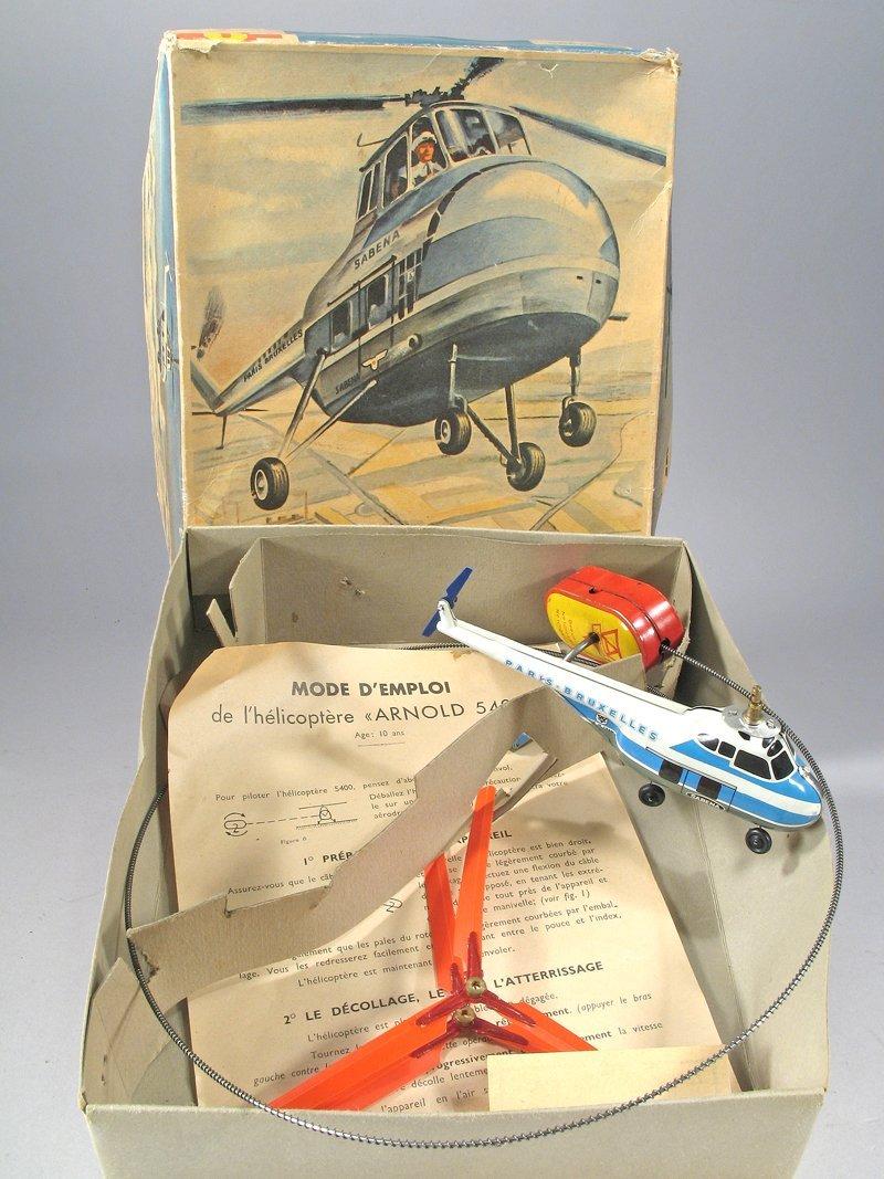 Arnold German Piccolo Remote Control Helicopter in Box