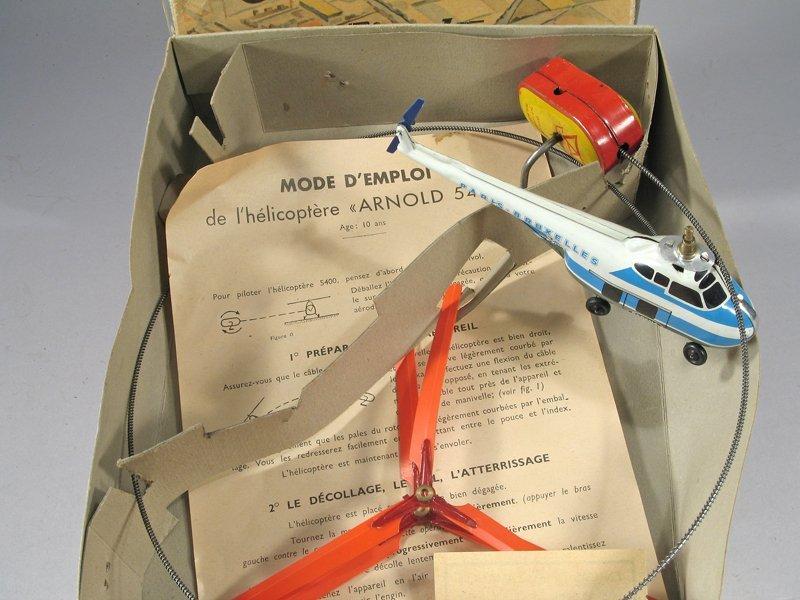 Arnold German Piccolo Remote Control Helicopter in Box - 2