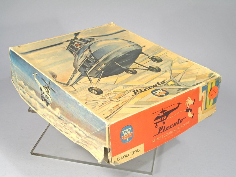 Arnold German Piccolo Remote Control Helicopter in Box - 3