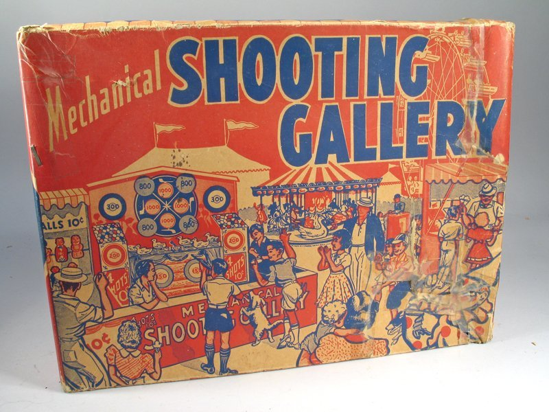 Wyandotte Shooting Gallery In Box