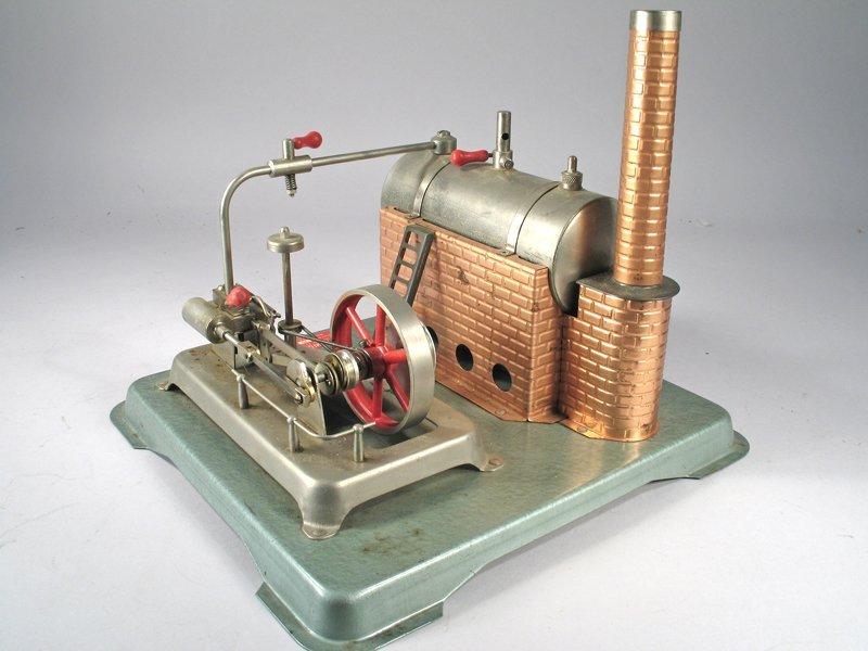 Jensen Mfg Steam Plant