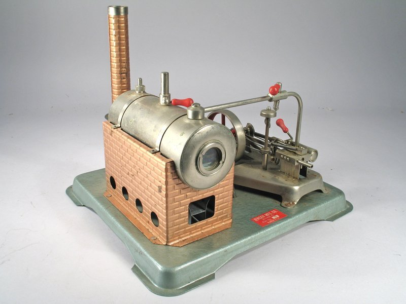 Jensen Mfg Steam Plant - 2