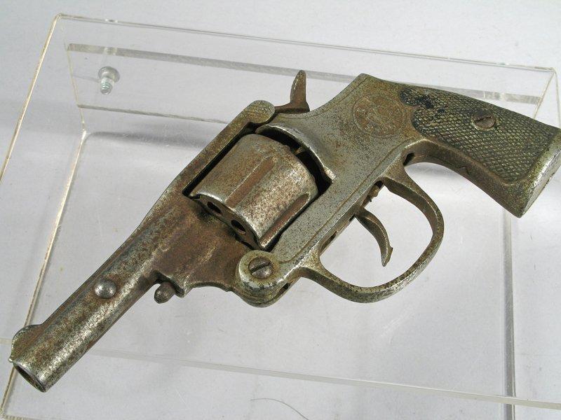 Kilgore Cast Iron Cap Gun - 2