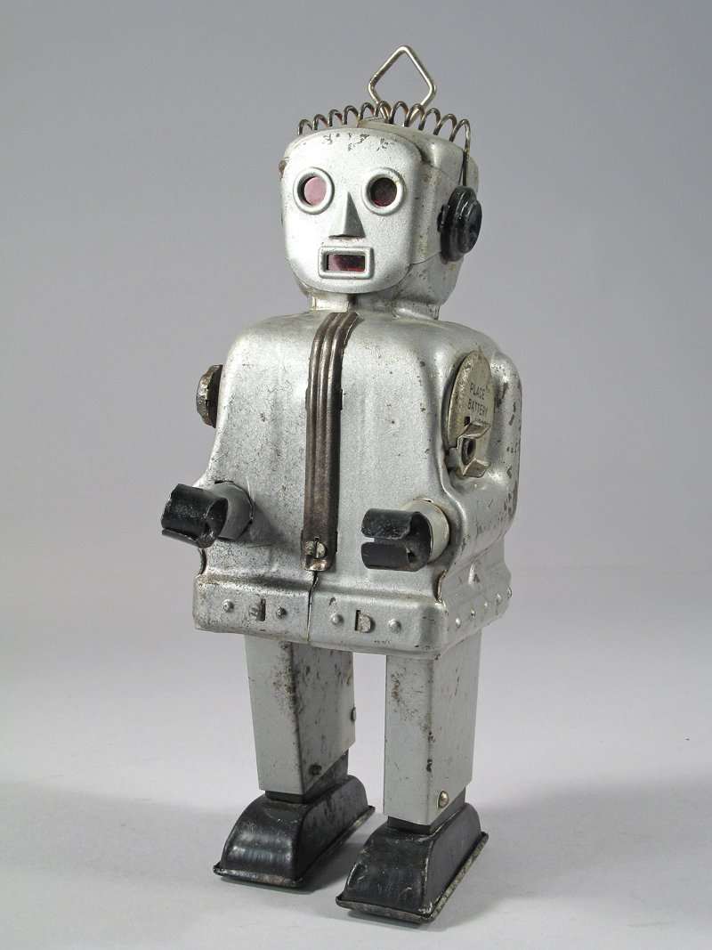 Japan Tin Nomura Zoomer Robot