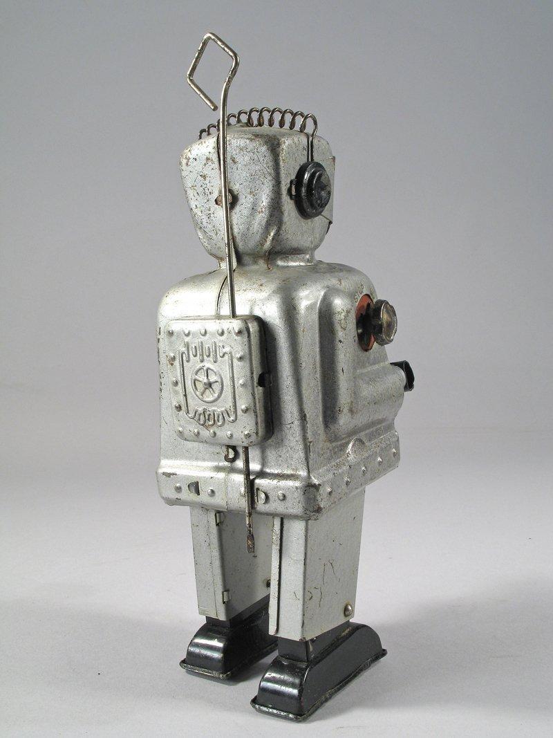 Japan Tin Nomura Zoomer Robot - 2
