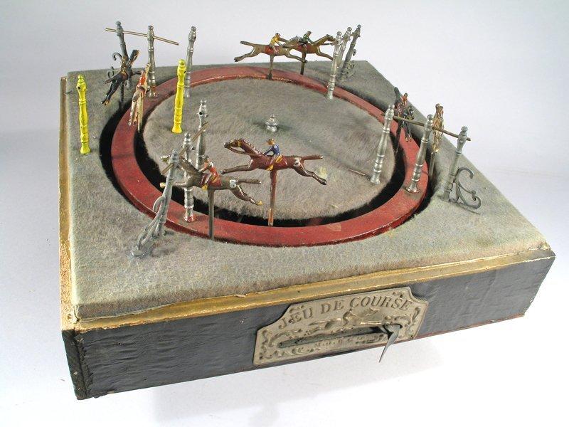 Jeu de Course Horse Race Game 1890's