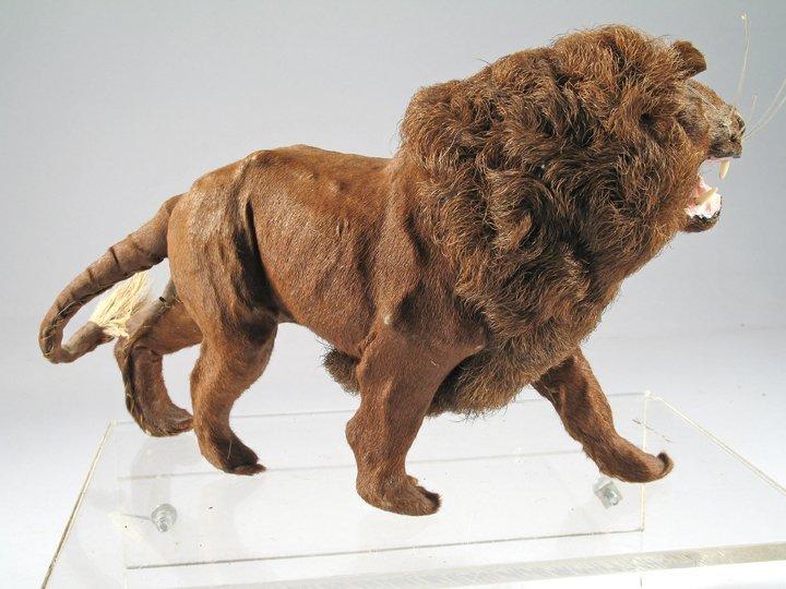 German Mohair Lion 1890\'s Exquisite - 2