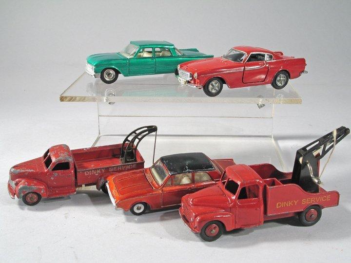 Dinky Car Lot