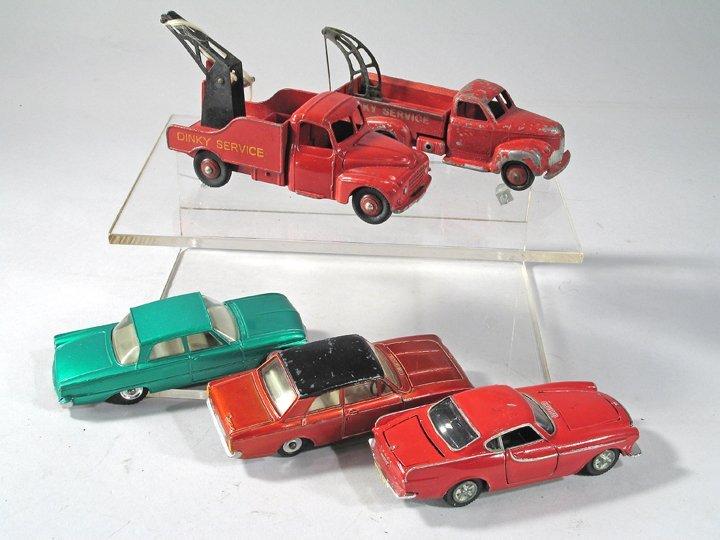 Dinky Car Lot - 2