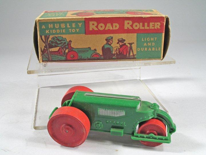 Hubley Road Roller In Box