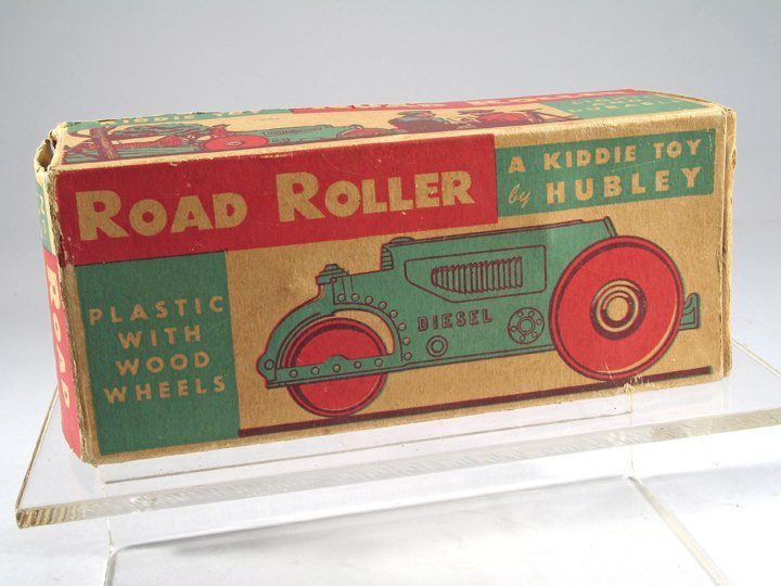 Hubley Road Roller In Box - 2
