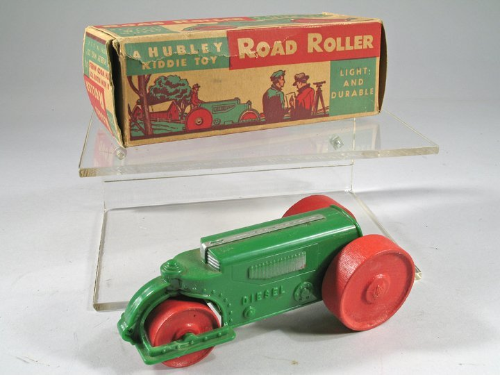 Hubley Road Roller In Box - 3