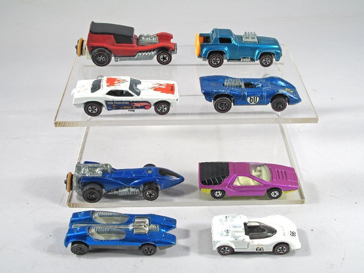 Hot Wheels Red Line Lot