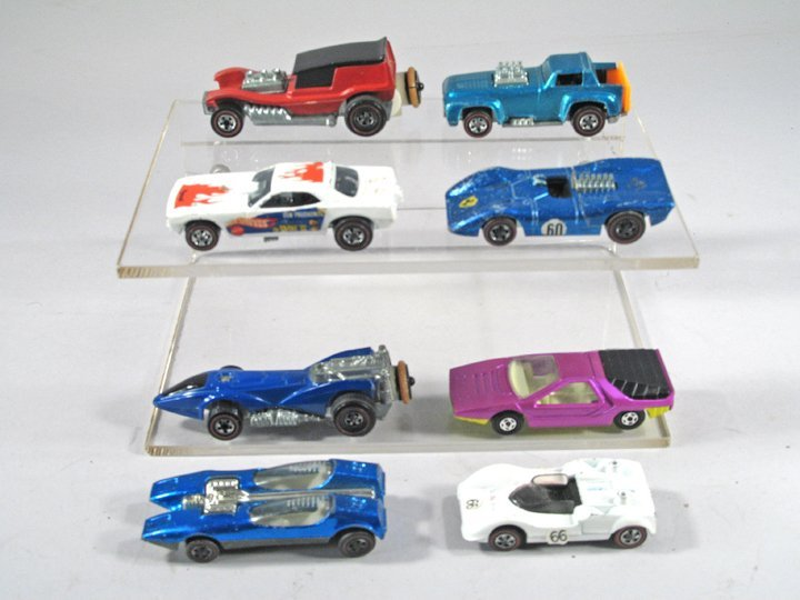 Hot Wheels Red Line Lot - 2
