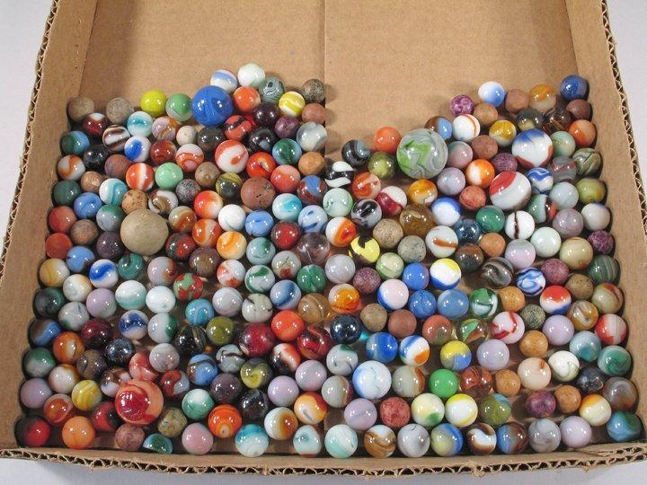 Antique Marble Lot