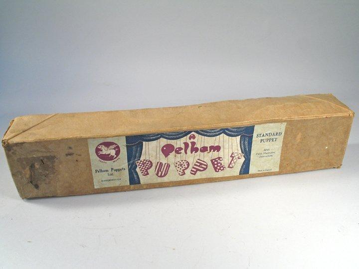 Pelham Skeleton Halloween Puppet Rare In Box - 3