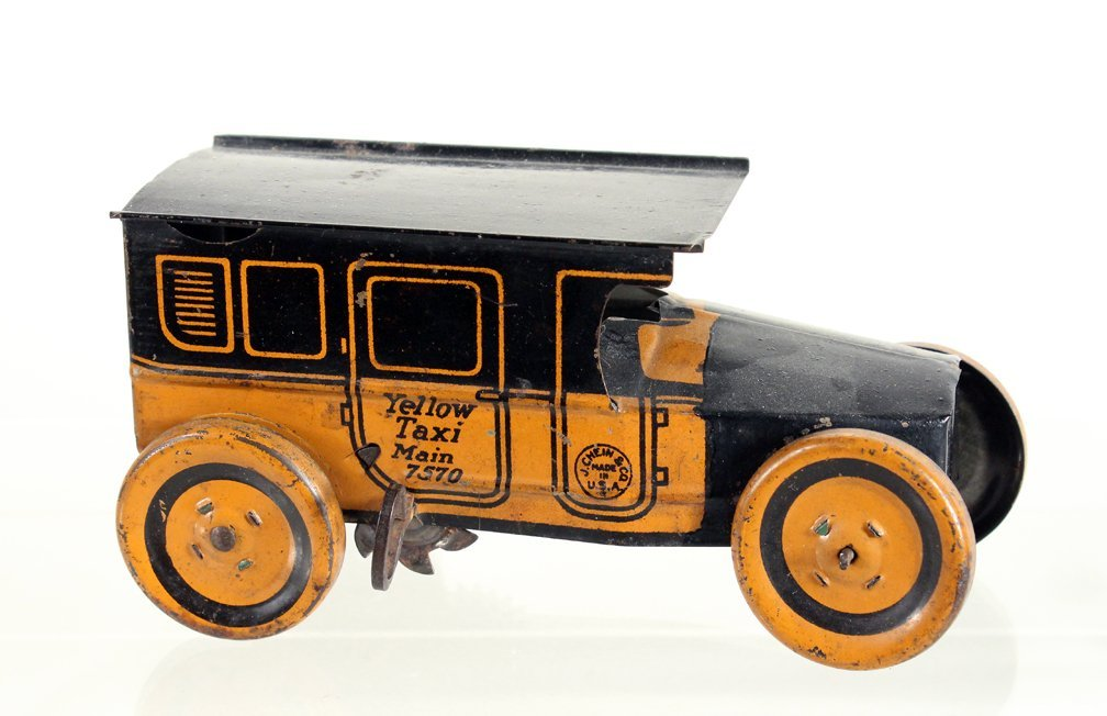 J. Chein Early Yellow Taxi