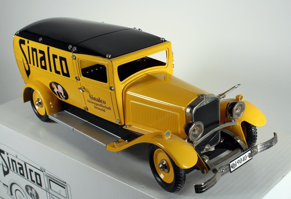 Marklin German Sinalco Delivery Truck In Box. - 2