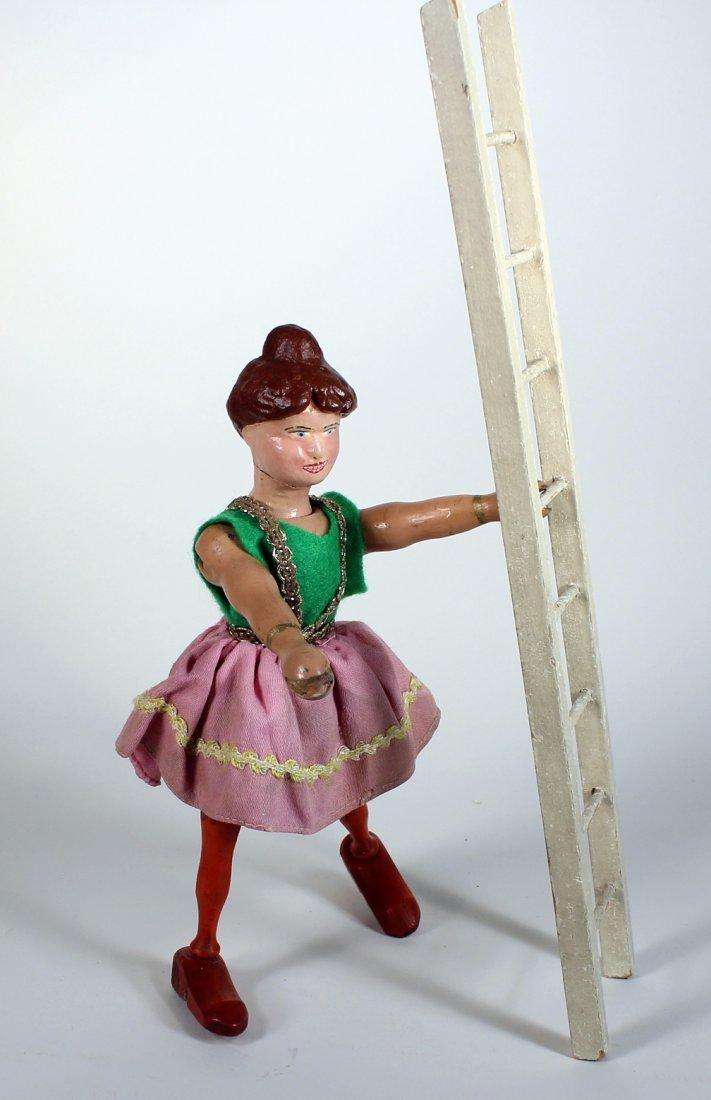 Schoenhut Humpty Dumpty Circus Lady Acrobat