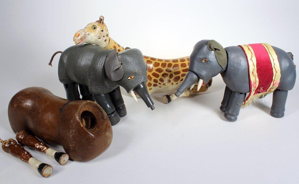 Schoenhut Humpty Dumpty Circus Animals - 2