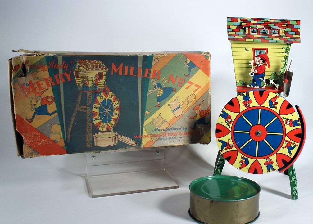 Sandy Andy Merry Miller Mint in Box No. 77 - 4