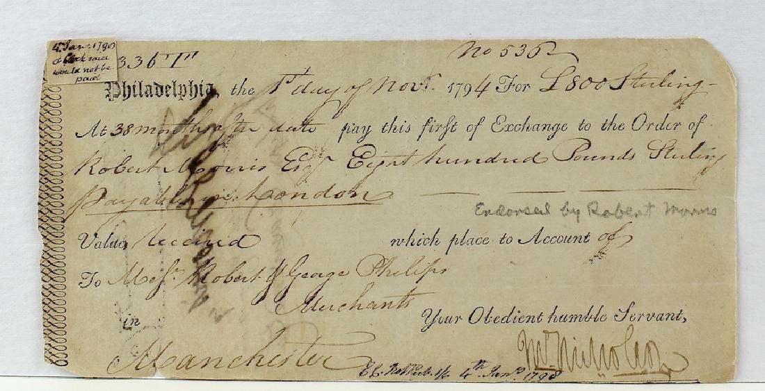Robert Morris Declaration Of Independence Signer