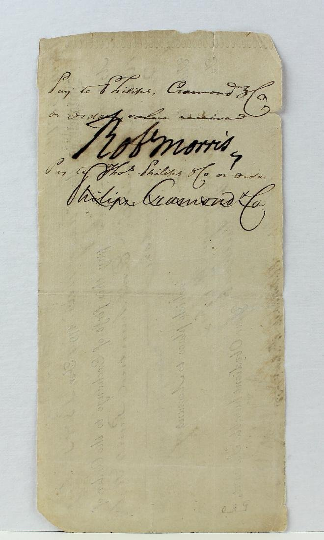 Robert Morris Declaration Of Independence Signer - 2