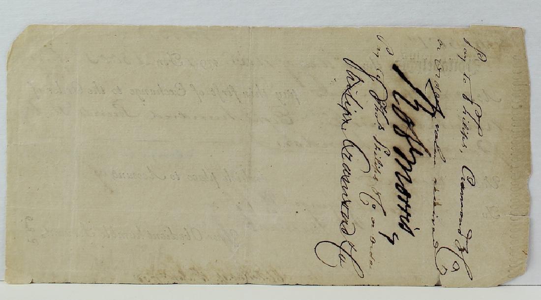 Robert Morris Declaration Of Independence Signer - 4