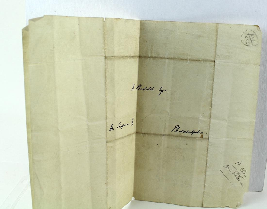 1837 Henry Clay Letter from Washington DC - 3
