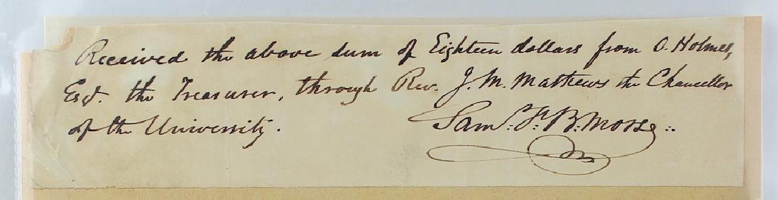 1836 Samuel Morse American Inventor of the Telegraph