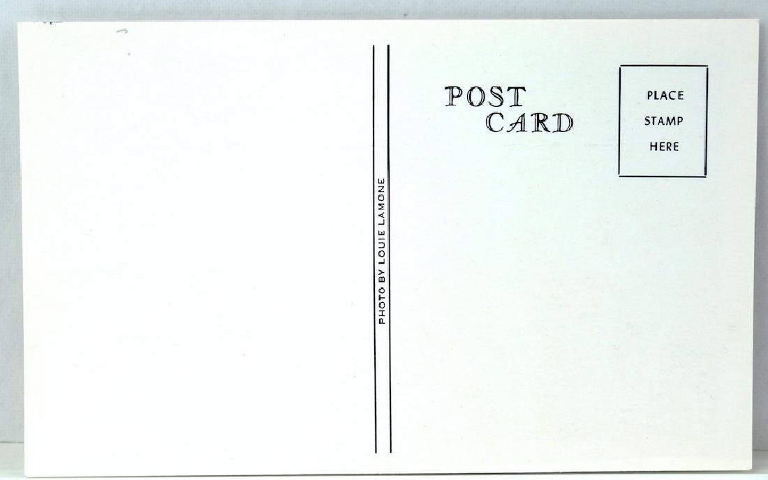 Norman Rockwell Signed Card - 3