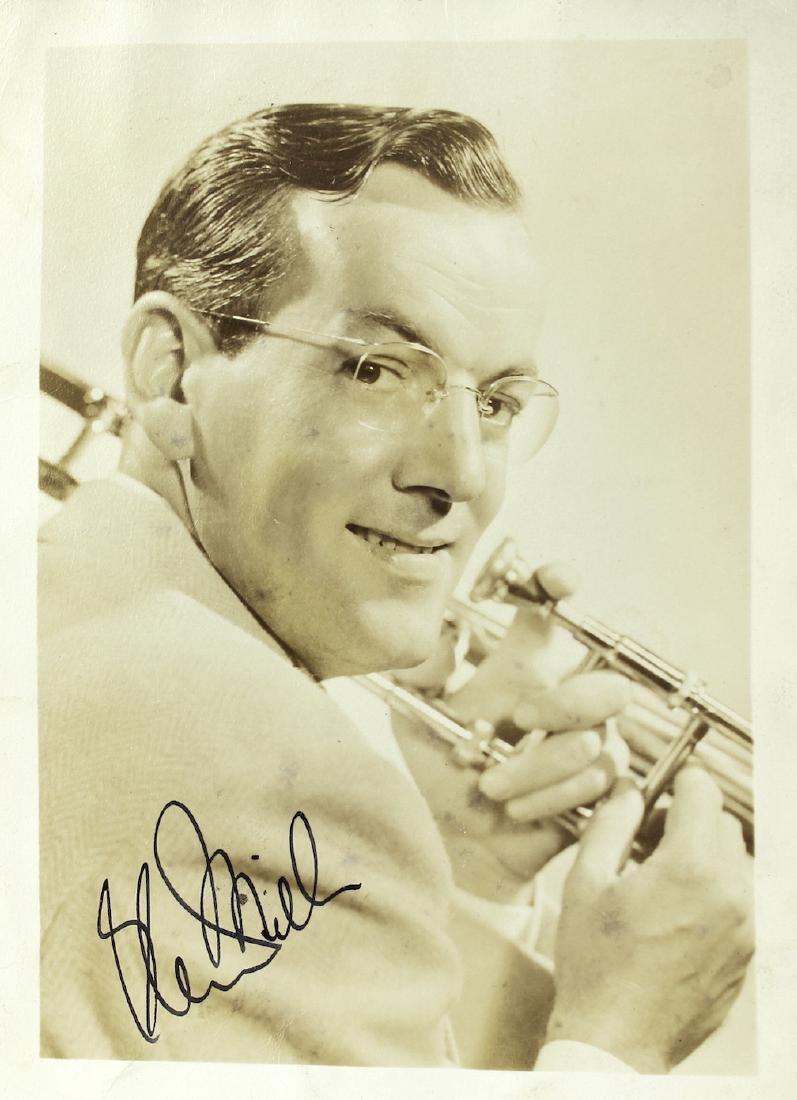 Glenn Miller Signed Photograph - 2